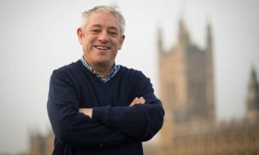Brexit and Bullying: How we got John Bercow to come to the Waterfront Hall